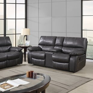 Find a Merrimack Console Reclining Loveseat by Red Barrel Studio Reviews (2019) & Buyer's Guide