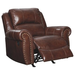 Aislinn Manual Rocker Recliner by Loon Peak SKU:DE482085 Check Price