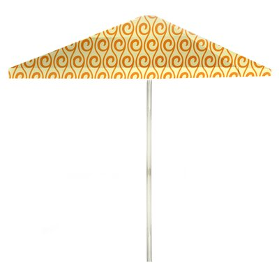 6 Square Market Umbrella by Best of Times 2020 Sale