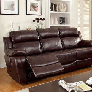 Best Reviews Tram Match Motion Reclining Sofa by Red Barrel Studio Reviews (2019) & Buyer's Guide