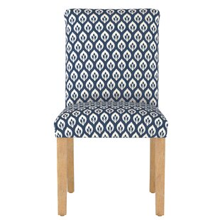 Ali Floral Upholstered Dining Chair