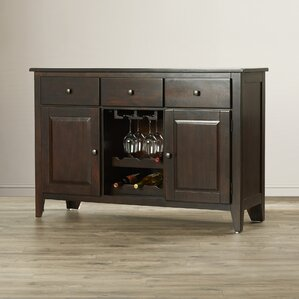 Carriage Hill Crawfordsville Sideboard by Red Barrel Studio