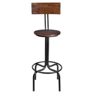 Ifra 24.5 Swivel Bar Stool 17 Stories