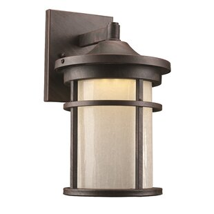 Affordable Ilene 1-Light Outdoor Wall Lantern By Latitude Run