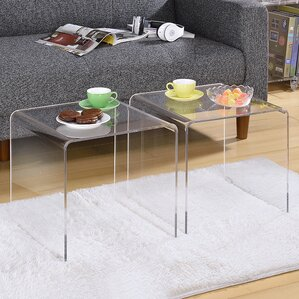 Channing End Table (Set of 2) by Mercu..