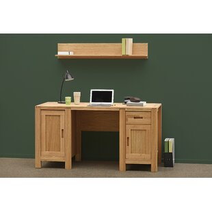 Waterbury Writing Desk by Red Barrel Studio Best #1