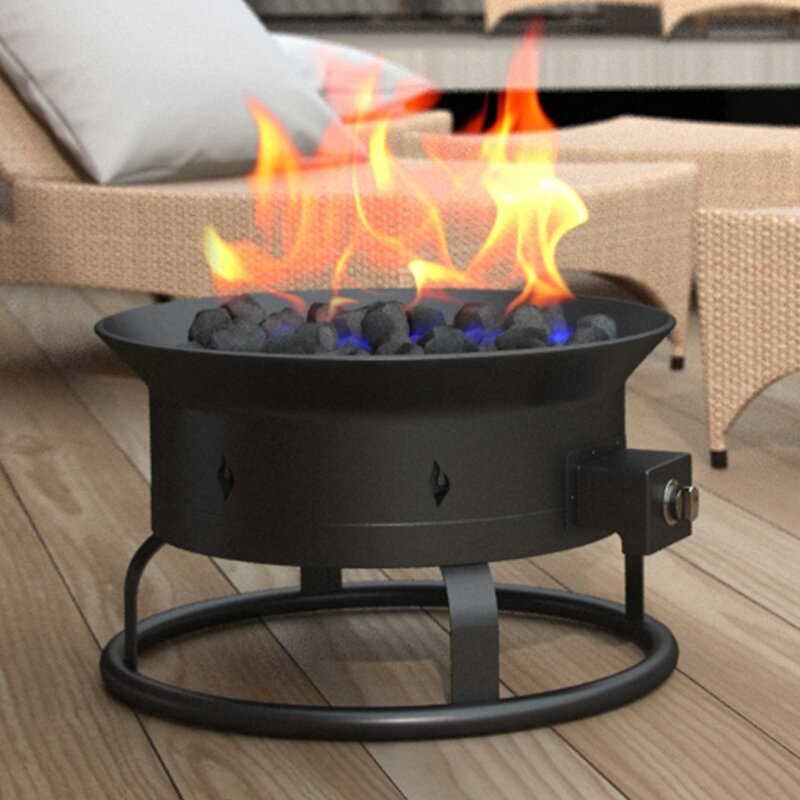 Btu Portable Propane Fire