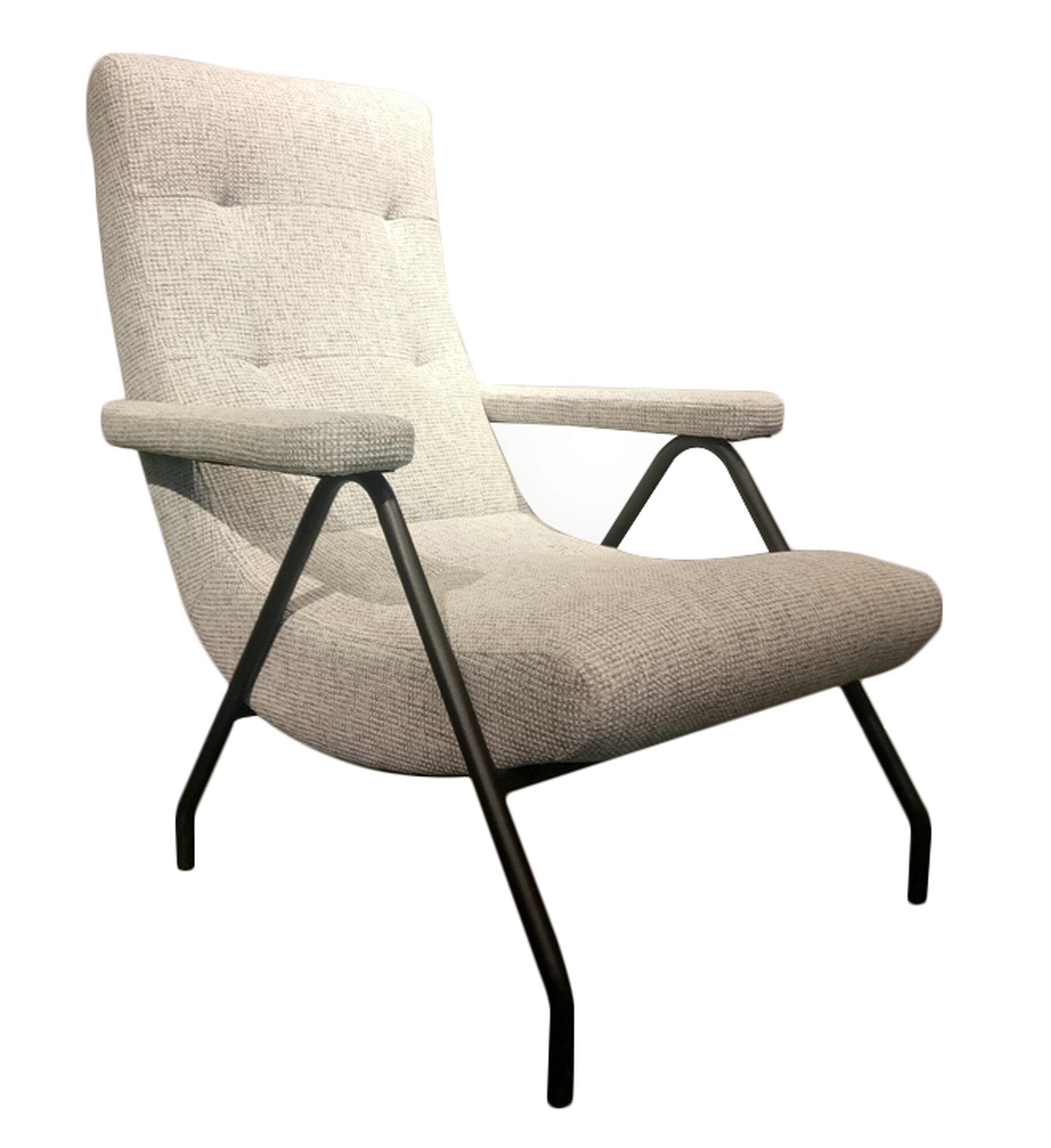 17 Stories Landeros Lounge Chair Wayfair