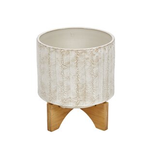 Loranger Ceramic Pot Planter by Bungalow Rose