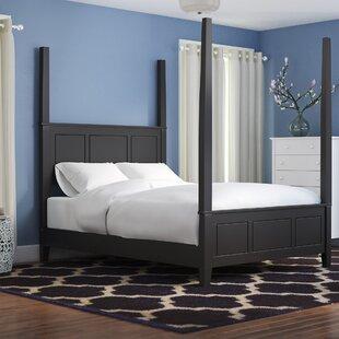 Four Poster King Bed Frame Wayfair