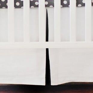 Reviews Pique Peekaboo Crib Skirt ByNew Arrivals