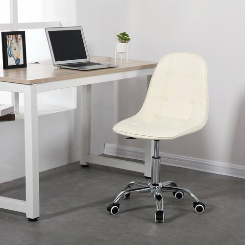 Bürostuhl   Büro > Bürostühle und Sessel  > Bürostühle   Milchweiß   ModernMoments