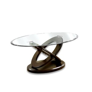 Mavek Oval Coffee Table by Orren Ellis