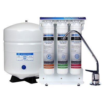 Reverse Osmosis 5-Stage Filtration System Boann