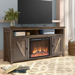 Whittier 60 TV Stand with Fireplace By Mistana