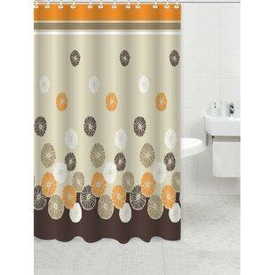 Elegant Touch Shower Curtain By Daniels Bath