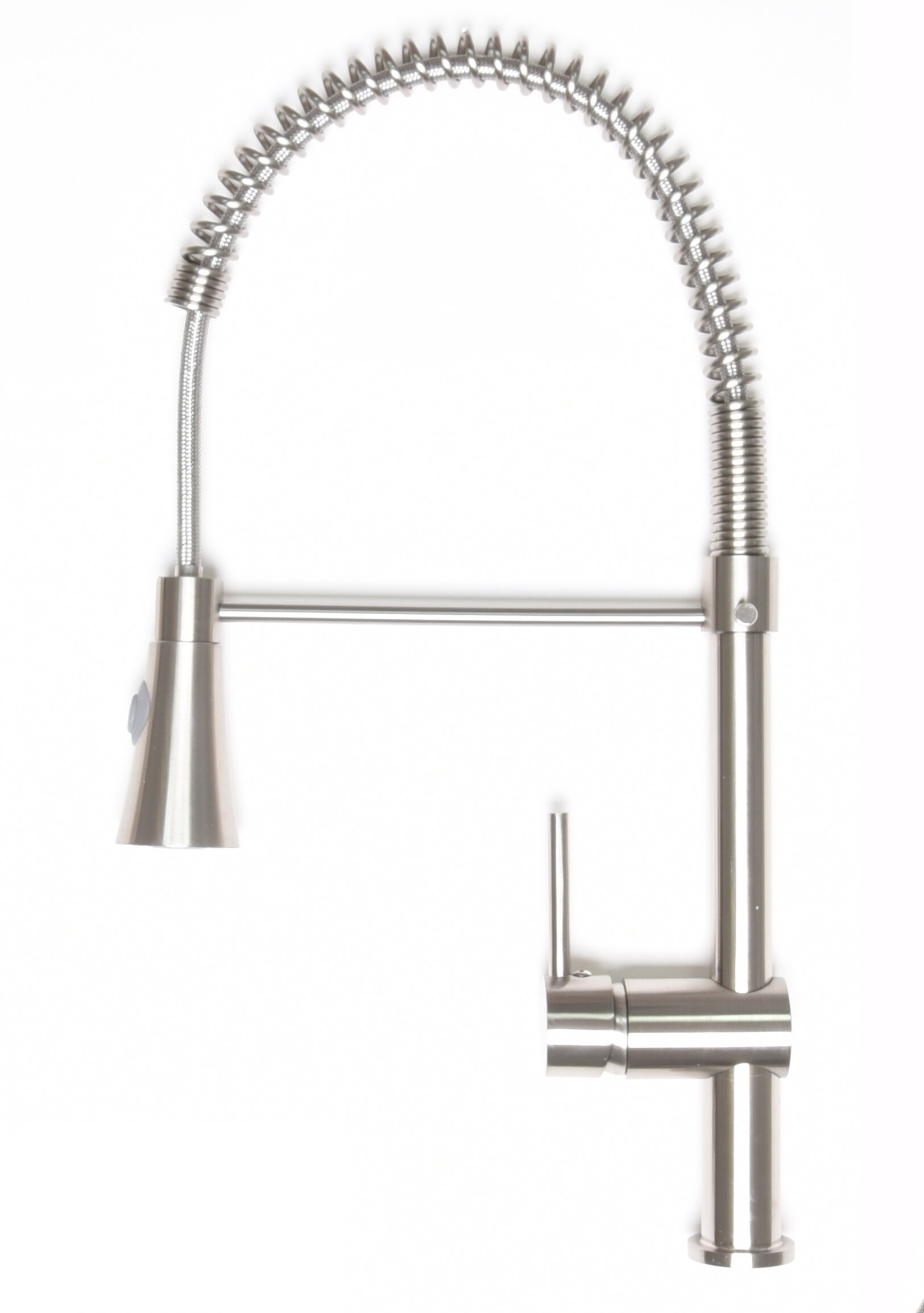 Pull-Down Single Handle Kitchen Faucet