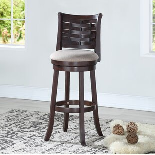 Darold 29 Swivel Bar Stool