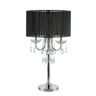 Euston Crystal 29.5 Table Lamp