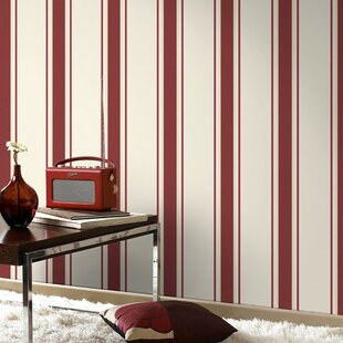 . Striped Wallpaper You ll Love   Wayfair co uk