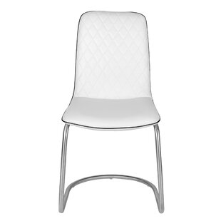 Suismon Upholstered Dining Chair (Set of 2) Orren Ellis