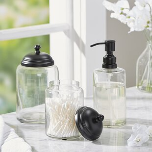 Fielding 3 Piece Bathroom Accessory Set