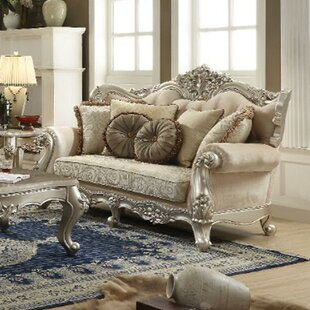 Trueblood Upholstery Loveseat by Astoria Grand