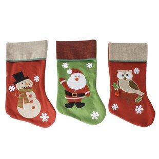 d084ab89f42 Santa and Friends Christmas Stockings