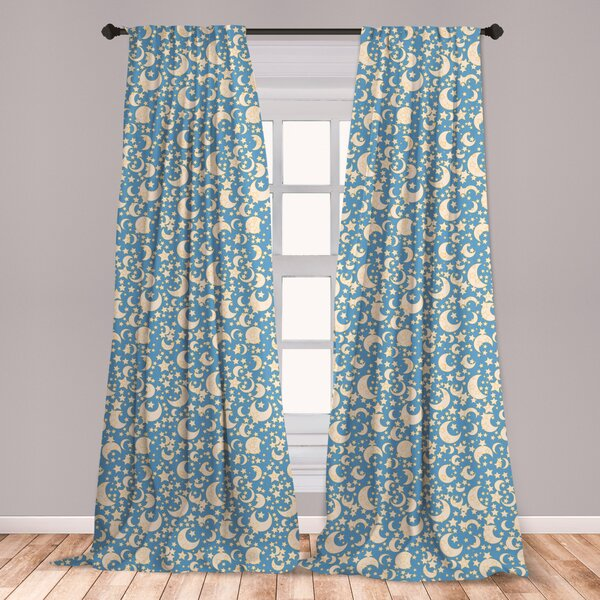 Pale Yellow Curtains Wayfair