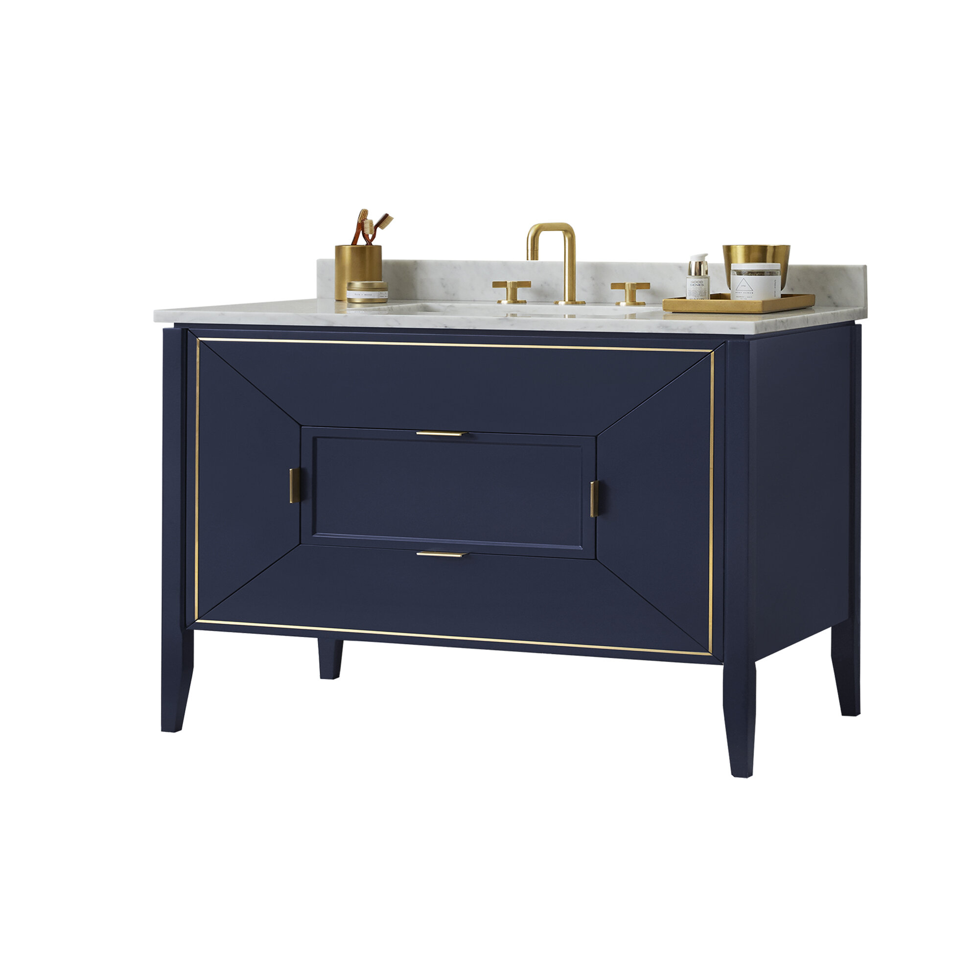 Groovy Amora 48 Single Bathroom Vanity Base Only Download Free Architecture Designs Scobabritishbridgeorg