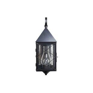 Great choice Michaela 1-Light Outdoor Wall Lantern By Longshore Tides