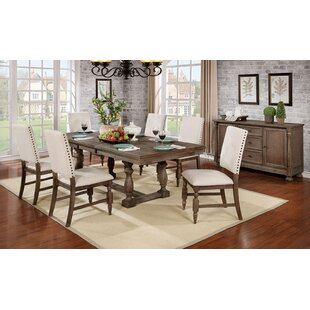 Krupa 7 Piece Extendable Dining Set