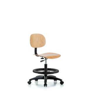 Alize Drafting Chair by Symple Stuff Find