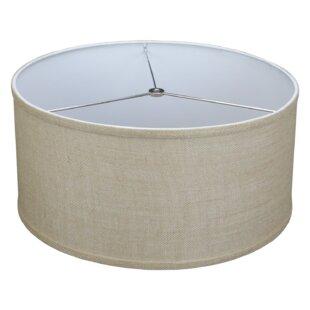 Burlap Lamp Shade | Wayfair