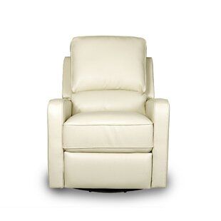 Kurz Manual Swivel Glider Recliner Red Barrel Studio
