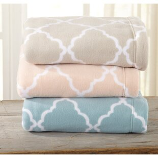 Hillyard Super Soft Cloud Geometric 100% Cotton Sheet Set