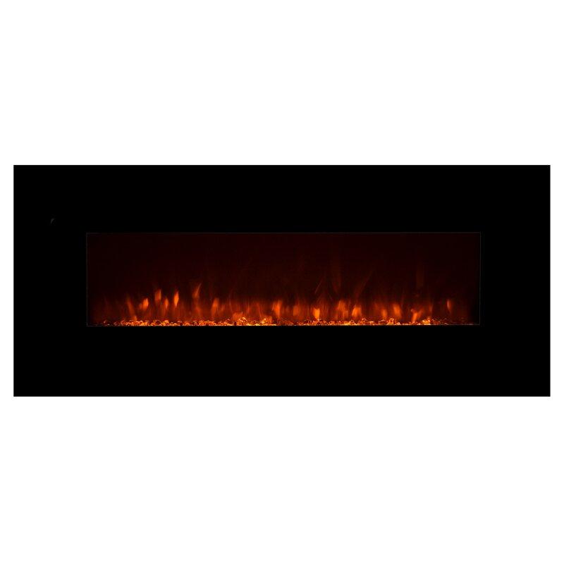 Zipcode Design Lauderhill Wall Mounted Electric Fireplace Reviews