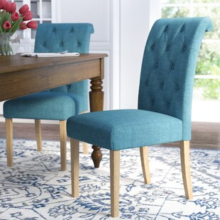 Brilliant Charlotte Upholstered Dining Chair Set Of 2 Caraccident5 Cool Chair Designs And Ideas Caraccident5Info