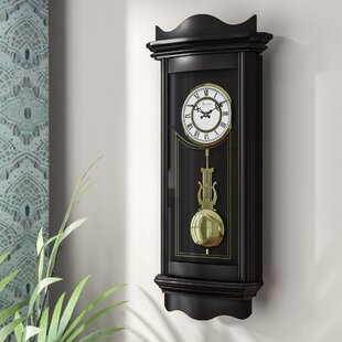 Westminster Chime Wall Clock | Wayfair