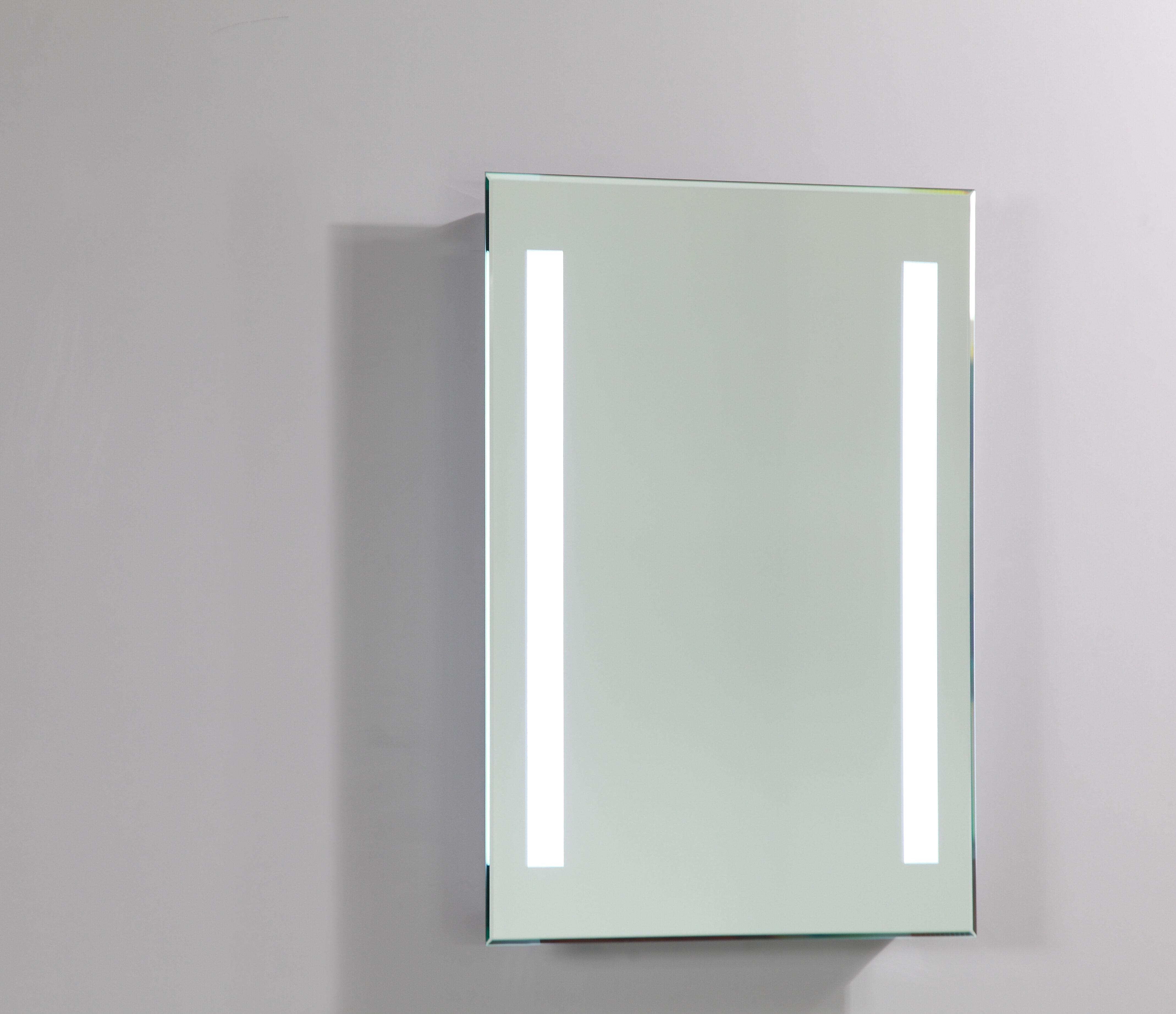 Vanity Art Lighted Bathroom/Vanity Mirror   Wayfair