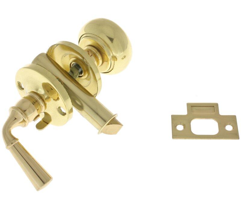 4 inch Heavy Duty Solid Brass Security Door Bolt Slide Dead Lock Catch Great