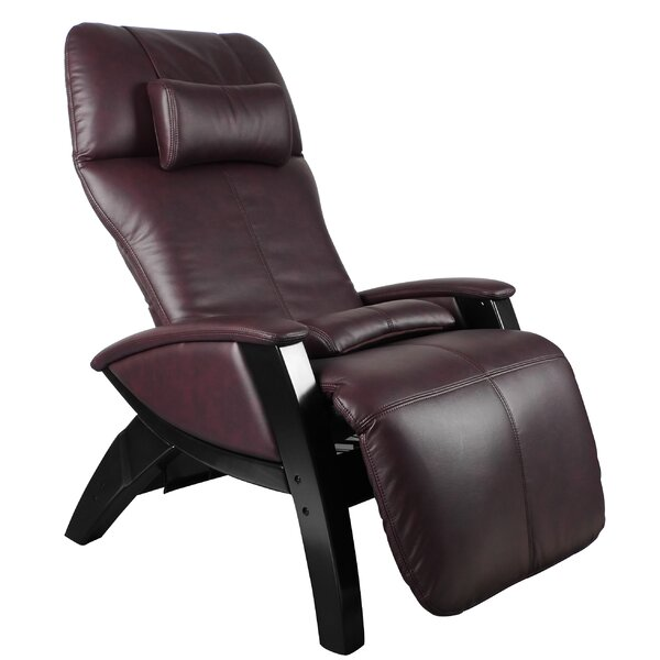 cozzia zero gravity power recliner & reviews | wayfair