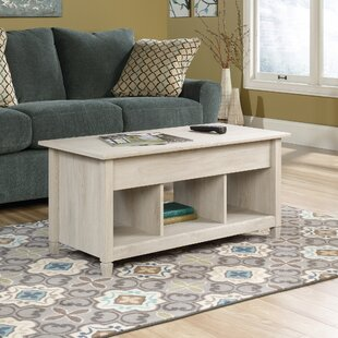 Great Price Lamantia Lift Top Coffee Table by Three Posts