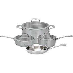 Zwilling J.A. Henckels 7-Piece Cookware Set