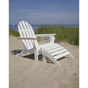 Classic Adirondack Folding Chair by POLYWOOD®