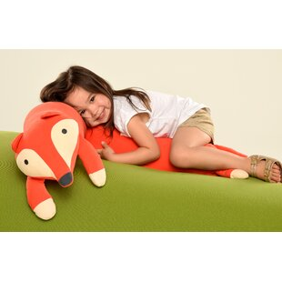 Fox Roll Mate Polyfill Pillow
