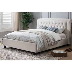 Honoria Upholstered Platform Bed by Willa Arlo Interiors