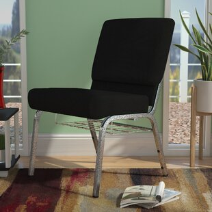 Compare MacArthur Guest Chair with Book Rack by Ebern Designs Reviews (2019) & Buyer's Guide