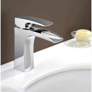 Ceramic 23 Wall-Mount Bathroom Sink with Faucet and Overflow By Royal Purple Bath Kitchen