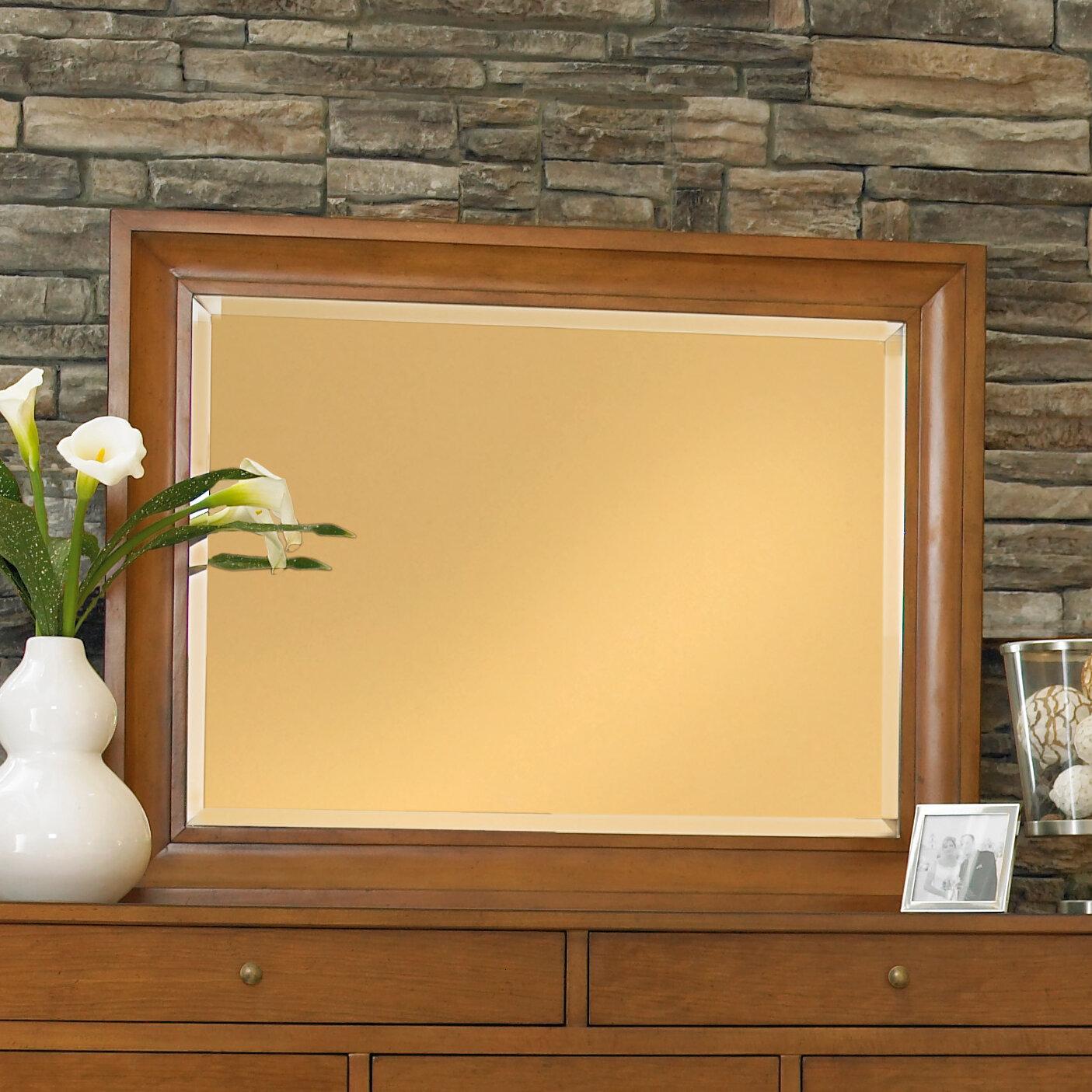 Hooker Furniture Abbott Place Rectangular Dresser Mirror | Wayfair
